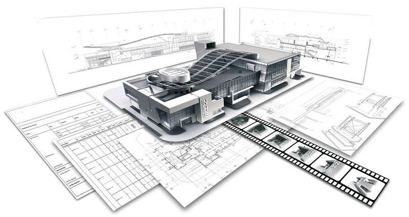 برنامه ی Graphic soft Archi cad مناسب برای بهترین مهندس نقشه کش