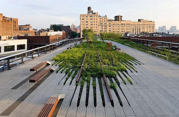 فضای سبز شهری از نوع عمومی: