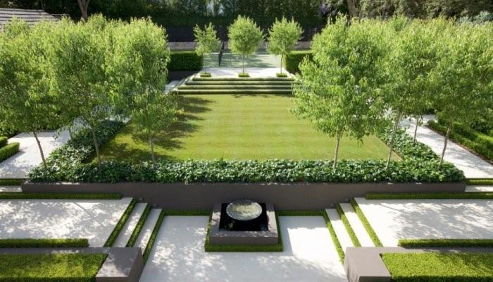هزینه های خرید پوشش گیاهی مانند درخت، گل، سبزه و غیره: