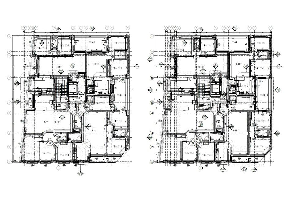 نقشه فاز 1 معماری به چه منظور ترسیم می شود؟