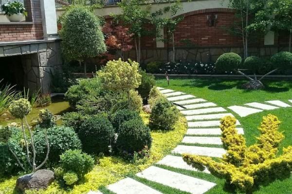 فضای سبز خصوصی: