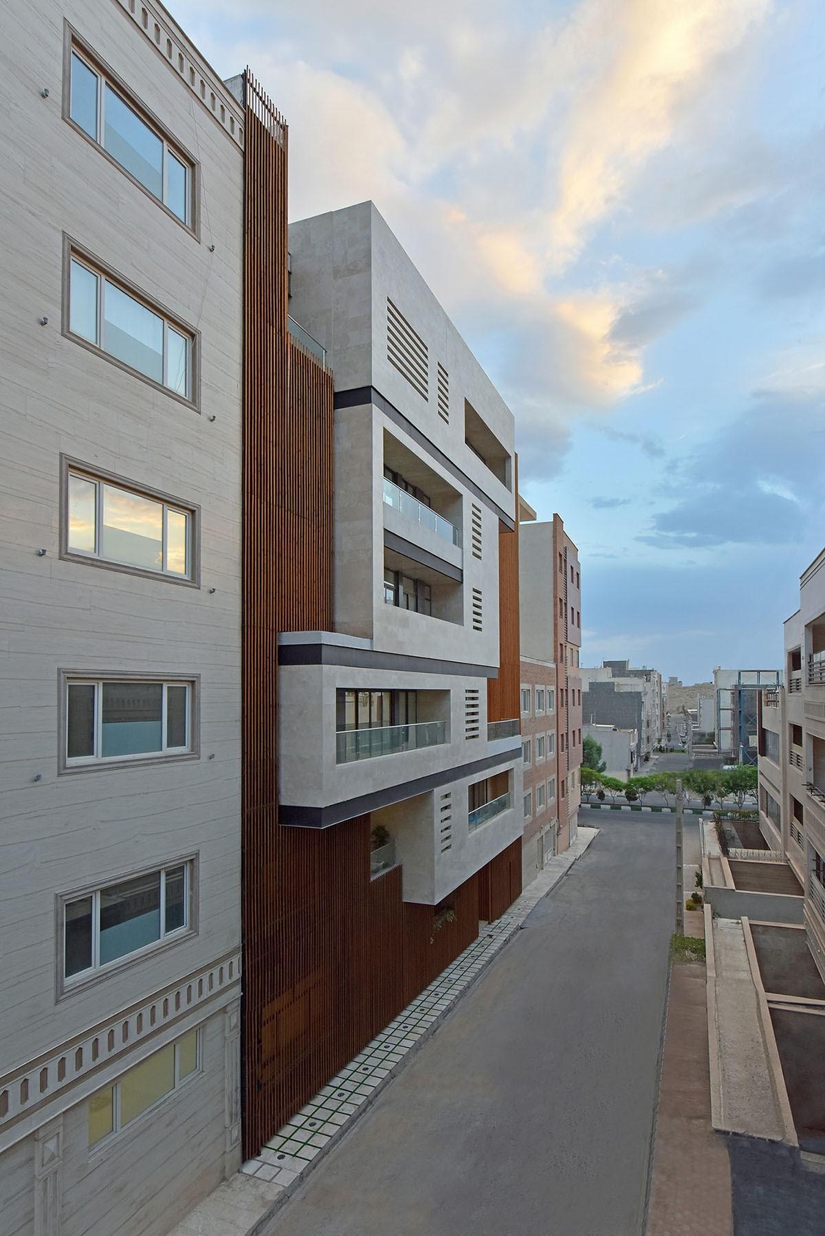 افزایش پایداری و دوام ساختمان با طراحی نما