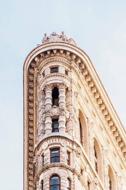قیمت نمای ساختمان مسکونی کلاسیک