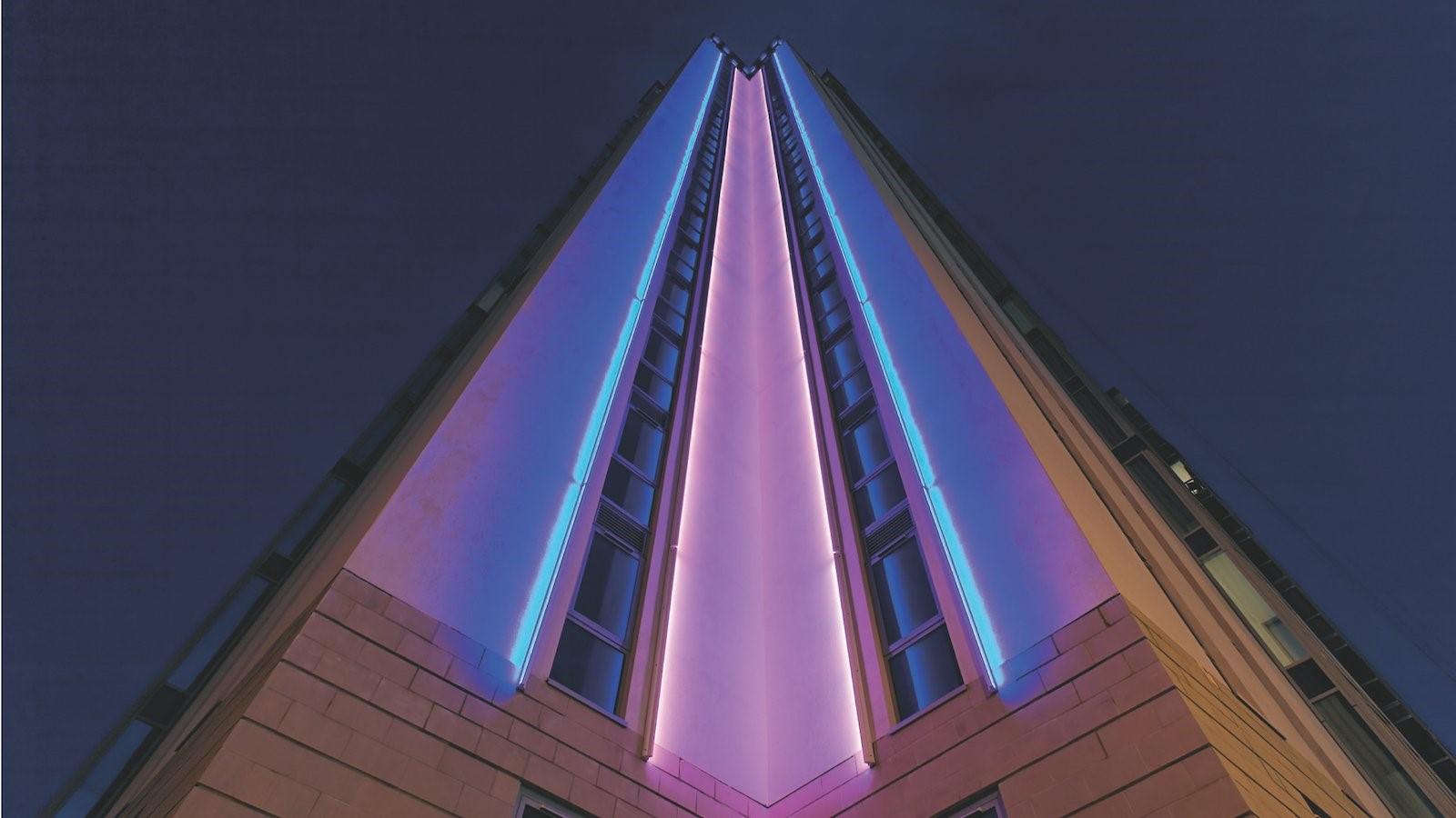 اصول کلی برای طراحی نمای ساختمان مسکونی کدامند؟