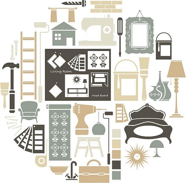 تغییر اصول طراحی داخلی خانه