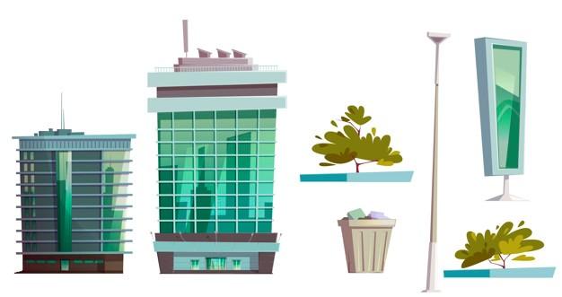 طراحی نمای شهری