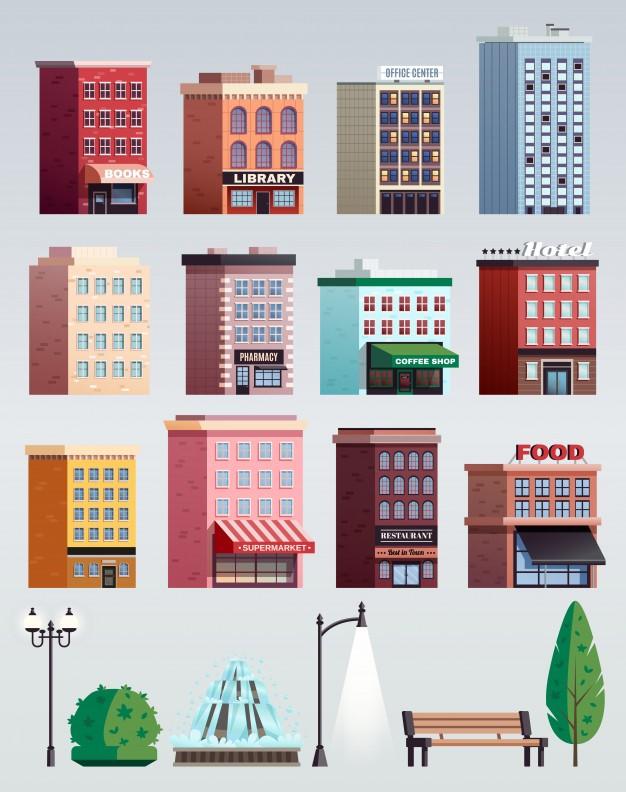 انواع سبک های طراحی نمای ساختمان مسکونی کدامند؟