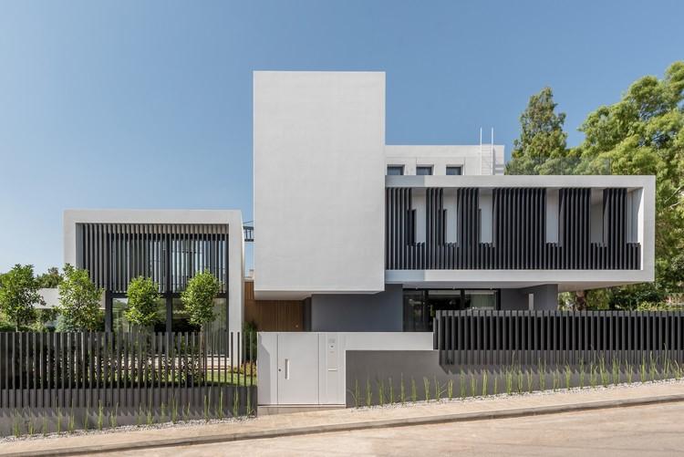 طراحی نمای ساختمان های ویلایی
