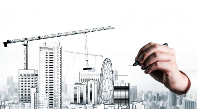 طراحی نمای برج های مسکونی