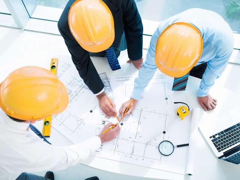 مهندسان مشاور در زمینه فنی در بخش های مختلفی از پروژه فعالیت می کنند