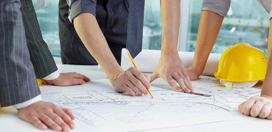 طراحی های ساختمان عموما بر پایه پلان نهایی شده طراحی می شوند