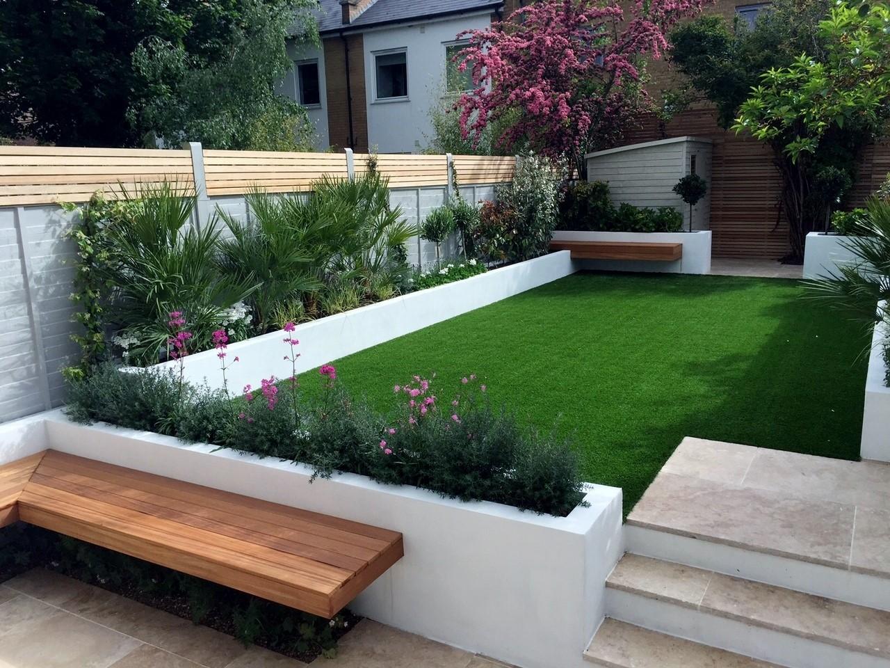 اصل های مهم در طراحی فضای سبز
