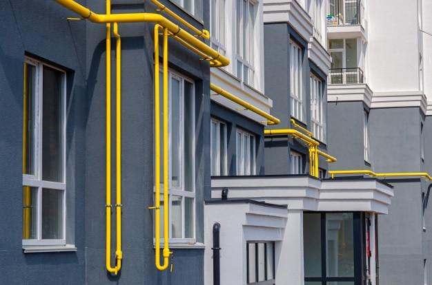 زیبایی ظاهری بیرونی و جلوه ظاهری ساختمان مسکونی