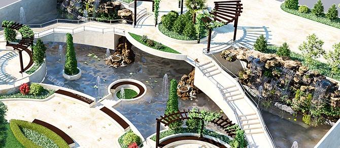 اصل هارمونی عنصر در بخش طراحی فضای سبز ویلا به چه معناست و چه کاربردی دارد؟