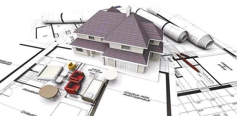 طراحی ساختمان را می توان به دو بخش معماری و عمران تقسیم کرد