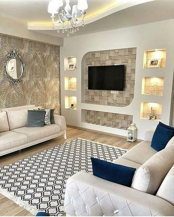 تعرفه نهایی طراحی داخلی تمام فضاهای داخلی یک ساختمان را دربر می گیرد