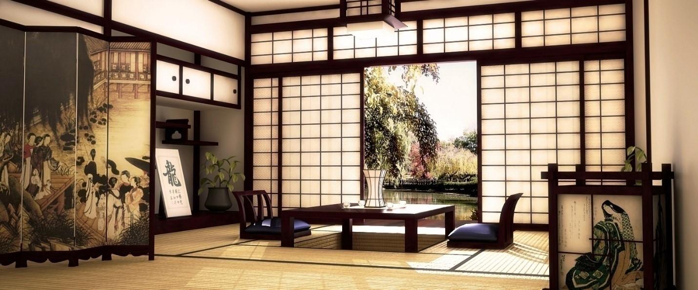 سبک طراحی داخلی سنتی شرقی: