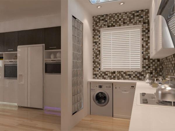 انواع آشپزخانه گرم کدام موارد می باشند؟