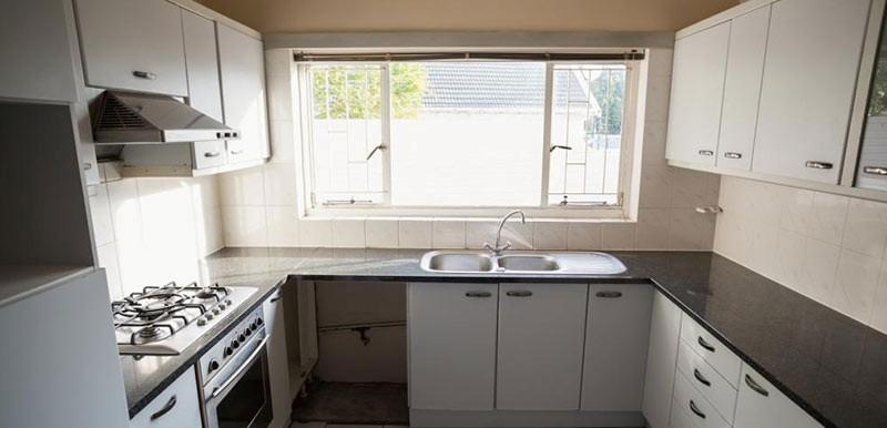 تفاوت آشپزخانه کثیف با آشپزخانه تمیز: