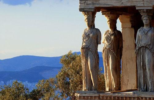 تاریخچه ی طراحی داخلی در روم و یونان