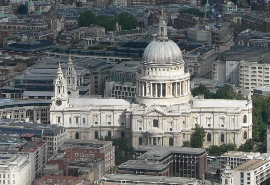 تعدادی از ساختمان های معروف از نظر طراحی نما: