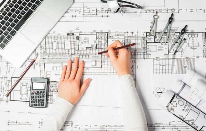 هر چه فضای شما بزرگ تر باشد، شما باید هزینه بیشتری هم برای طراحی آن بپردازید